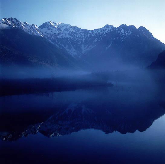 上高地は、中部山岳国立公園です 上高地 中部山岳国立公園 Photo G